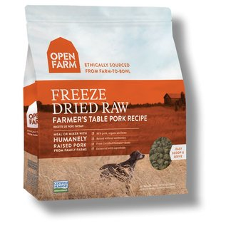 Open Farm Pet Open Farm - Freeze Dried Pork 13.5oz