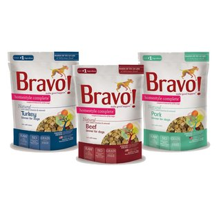Bravo - Homestyle Complete Freeze Dried Beef 6#