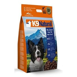 K9 Natural - Freeze Dried Beef 4#