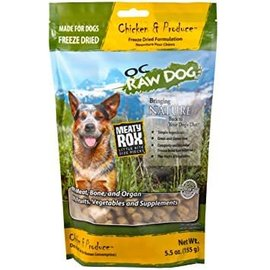 OC RAW OC Raw - Freeze Dried Chicken Rox 5.5oz