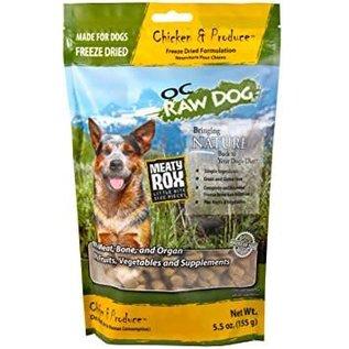OC RAW OC Raw - Freeze Dried Chicken Rox 5.5oz