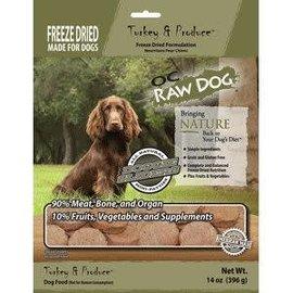 OC RAW OC Raw - Freeze Dried Turkey 14oz
