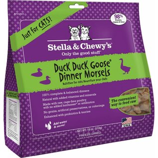 Stella and Chewy's Stella -  Freeze Dried Duck Cat 9oz