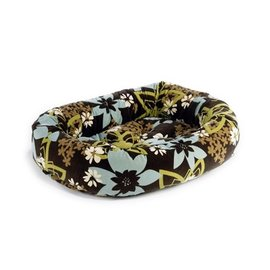 Bowsers - St Tropez Microvelvet Donut Bed XS