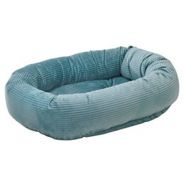 Bowsers - Donut Bed Blue Bayou Corduroy Small