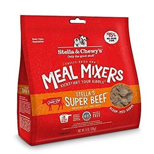 Stella and Chewy's Stella - Freeze Dried Beef Mixer 18 oz