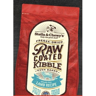 Stella and Chewy's Stella - Raw Coated Lamb 22#