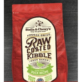 Stella and Chewy's Stella - Raw Coated Duck 22#