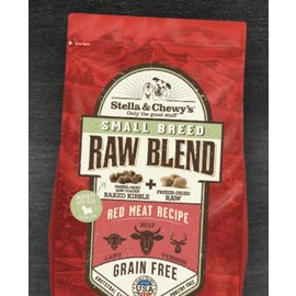 Stella and Chewy's Stella - Raw Blend Red Meat Small Breed 3.5#
