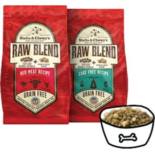 Stella and Chewy's Stella - Raw Blend Red Meat 3.5#