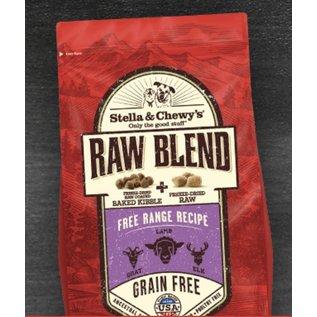 Stella and Chewy's Stella - Raw Blend Free Range 22#
