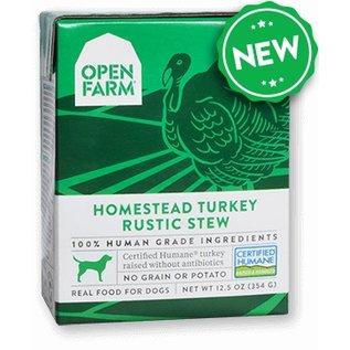 Open Farm Pet Open Farm - Turkey Stew Dog 12.5oz/case