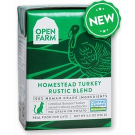 Open Farm Pet Open Farm - Turkey Blend Cat 5.5oz