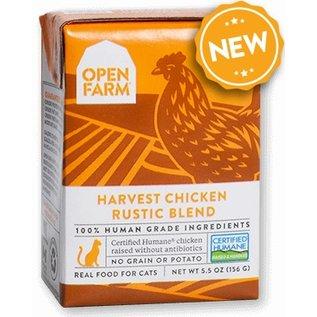 Open Farm Pet Open Farm - Chicken Blend Cat 5.5oz/case