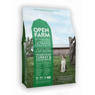 Open Farm Pet Open Farm - Chicken & Turkey CAT 4#