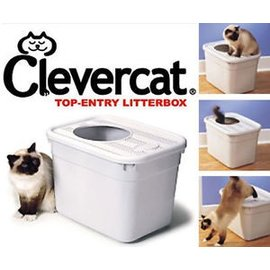 Clevercat Top Entry Litter Box