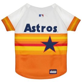 Astros Throwback Jersey Small
