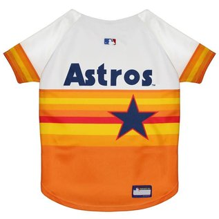 Astros Throwback Jersey Large