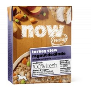Petcurean Petcurean - NOW! Fresh Turkey Stew 12.5oz