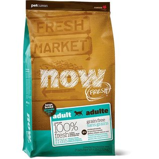 Petcurean Petcurean - Now! Fresh Large Breed Adult 25#