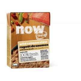 Petcurean Petcurean - NOW! Fresh Wild Salmon Stew Cat 6.4oz