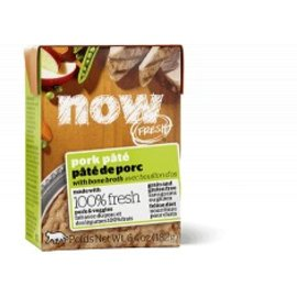 Petcurean Petcurean - Now! Pork Pate Cat 6.4oz