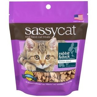 Herbsmith Sassy Cat - Rabbit & Duck