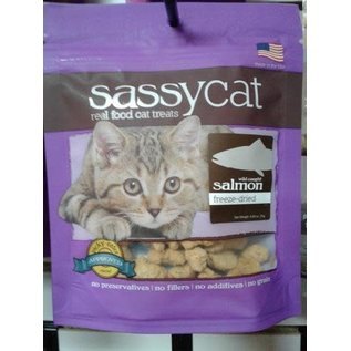 Herbsmith Sassy Cat - Salmon