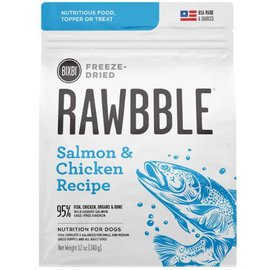 Bixbi Pet Bixbi - Rawbble - Salmon & Chicken 12oz