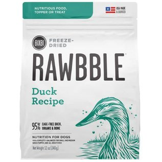 Bixbi Pet Bixbi - Rawbble - Duck 12oz