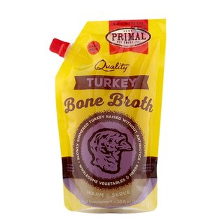 Primal Primal - Bone Broth Turkey