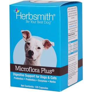 Herbsmith Herbsmith - Micro Flora Plus 120ct
