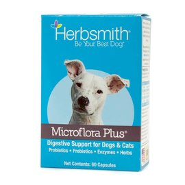 Herbsmith Herbsmith Micro-Flora Plus 60ct