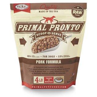 Primal Primal - K9 Pronto Pork 4#