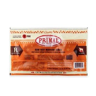"""Primal Primal - 2"""" beef bones 6pk"""