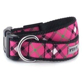 worthy dog Worthy Dog - Pink Plaid Med