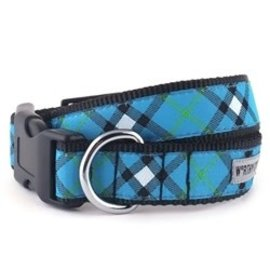 worthy dog Worthy Dog - Blue Plaid Medium