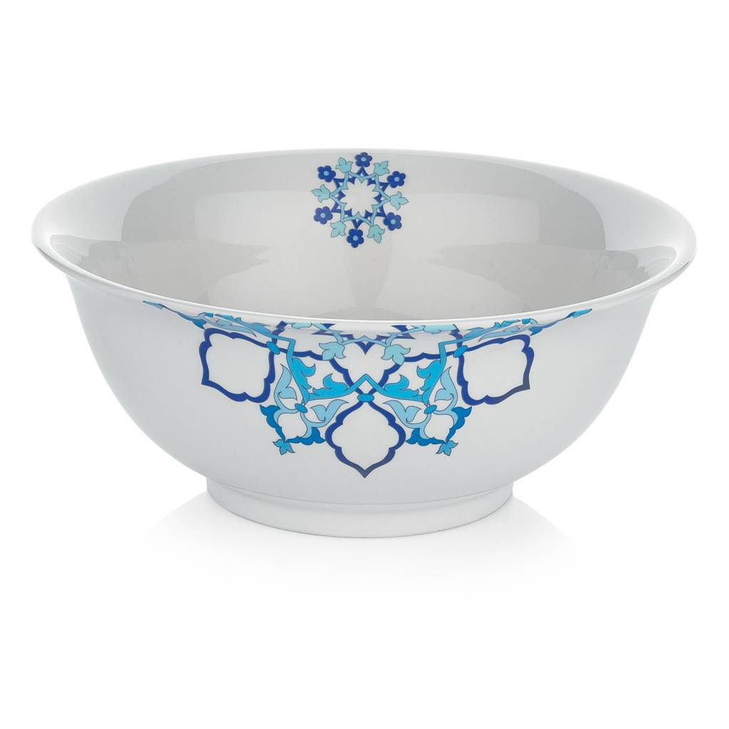 Majolika Salad Bowl 23cm 1pc