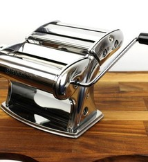Clasica Silver Pasta Machine