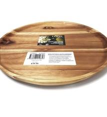 Classica Acacia Wooden Round Tray