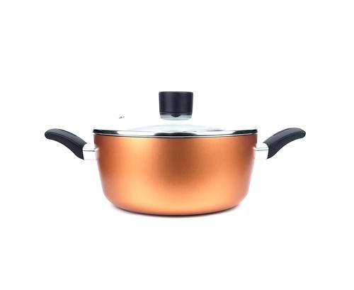 Clasica Lusso Copper Casserole 24cm