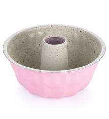 Vanille Bundt Cake Pan 22cm Pink