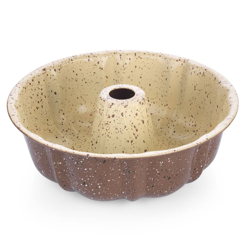 Vanille Bundt Cake Pan 25cm Brown