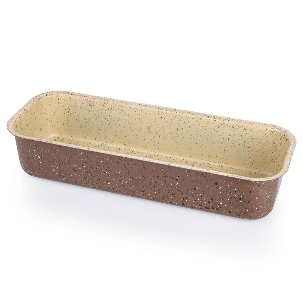 Vanille Loaf Cake Pan 34cm Brown