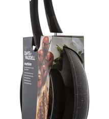 Albi Marblon Frypan Twin Pack 20cm + 28cm