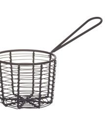 Albi Orwell Serving Basket Round 5x8cm
