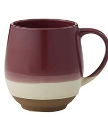 Albi Moss Mug 500ml - Burgundy