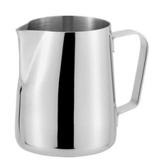 Classica Stainless Steel Milk Frothing Jug 6