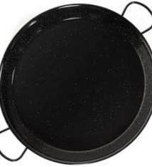 Vaello Paella Pan 40cm - Enamel Steel