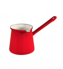 Urban Style Turkish Coffee Pot Red 6cm
